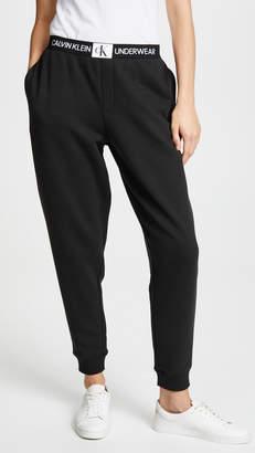 Calvin Klein Underwear Monogram Lounge Joggers