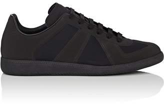 "Maison Margiela Men's ""Replica"" Mesh & TPU Sneakers"