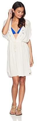 Roxy Women's Beach Side Babe Coverup Dress