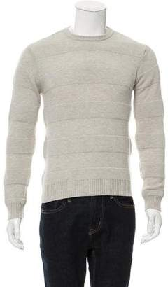 Ami Alexandre Mattiussi Wool Crew Neck Sweater