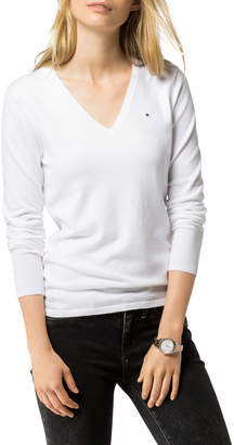 Tommy Hilfiger Ivy V-Neck Sweater