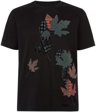 Ermenegildo Zegna Velvet Leaf T-Shirt