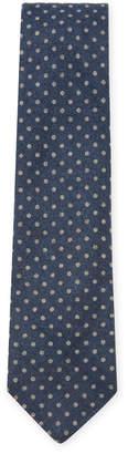 Lubiam Wool Print Tie