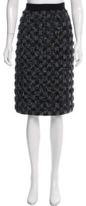 Marc Jacobs Tweed Embellished Skirt w/ Tags