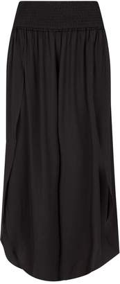 Seafolly Front Split Wide-Leg Trousers