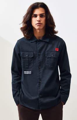 RVCA x Smith Street Button Up Shirt