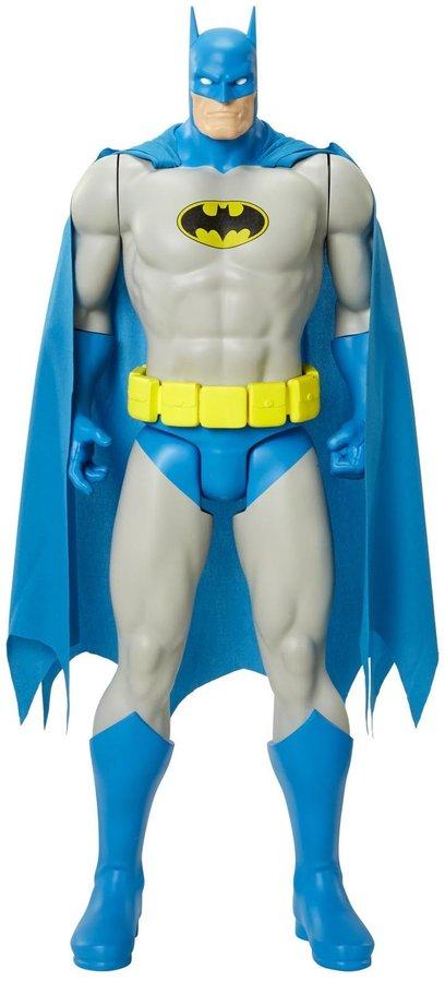 "DC Universe Big Figs 20"" Classic Gray/Blue Batman"