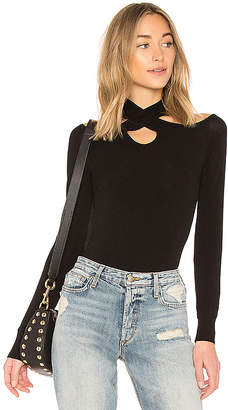 Autumn Cashmere Halter Sweater