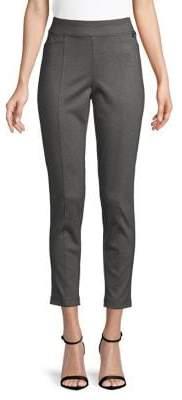 Calvin Klein Woven Skinny Cropped Pants