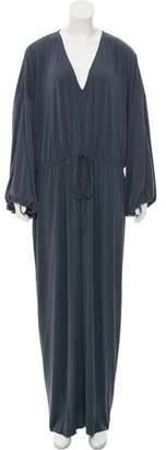 Elizabeth and James Oversize Maxi Dress