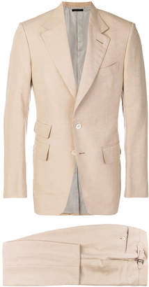 Tom Ford straight-fit two piece suit