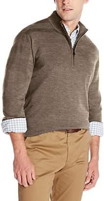 Cutter & Buck Men's Douglas Quarter-Zip Sweater