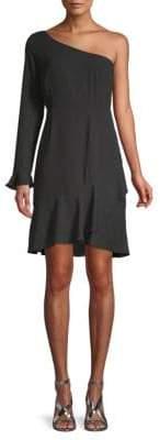 LIKELY Remington One-Shoulder Dress