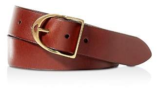 """Ralph Lauren Wilton"""" Buckle Belt"""