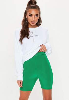 Missguided Slinky Cycling Shorts