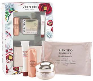 Shiseido Four-Piece Benefiance Eye Set