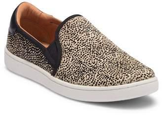UGG Cas Exotic Genuine Calf-Hair Slip-On Sneaker