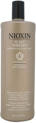 Nioxin 33.8Oz System 5 Scalp Therapy For Medium/Coarse Nat Normal-Thin Looking Hair