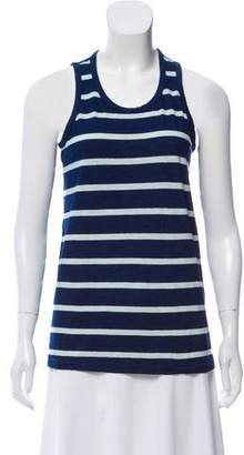 Rag & Bone Striped Sleeveless Top