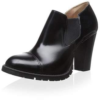 Chaniotakis Women's Double Gore Slip-On Heel