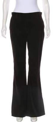 The Row Mid-Rise Wide-Leg Pants