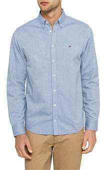 Tommy Hilfiger Heather Oxford Shirt