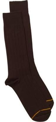 Gold Toe Gt a Goldtoe Brand GT by Men's Rayon Dress Socks, 3-Pack