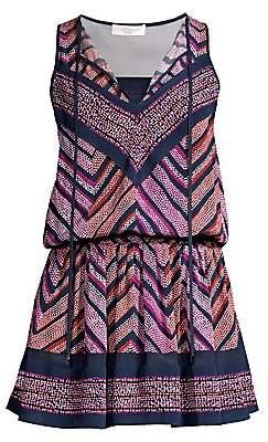 Ramy Brook Women's Angelica Print Dress