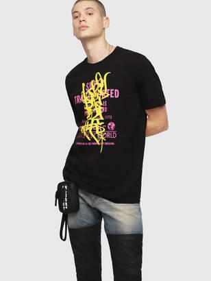 Diesel T-Shirts 0PATI - Black - XS