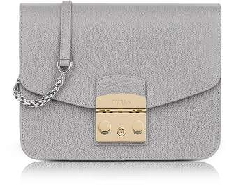 Furla Leather Metropolis Small Crossbody