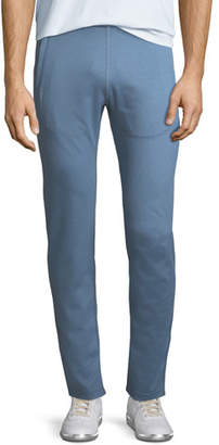 Peter Millar Crown Active Helsinki Stretch Jogger Pants, Blue