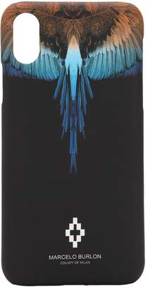 Marcelo Burlon County of Milan Wings Iphone X Case