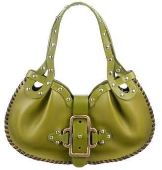 102152f17f7 Jimmy Choo Studded Bag - ShopStyle