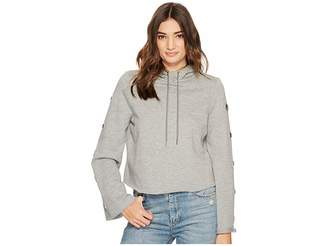 Kensie Cozy Fleece Sweatshirt KS2U3104 Women's Sweatshirt