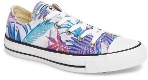 Women's Converse Chuck Taylor All Star Tropical Low Top Sneaker $54.95 thestylecure.com