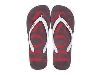 HUGO BOSS Wave Thong Sandal By Boss Green