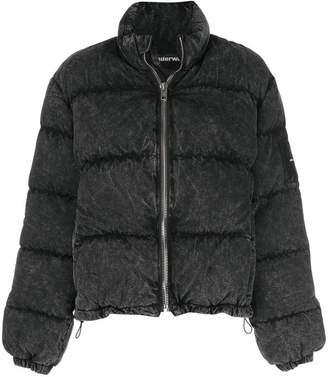 Alexander Wang short puffer jacket