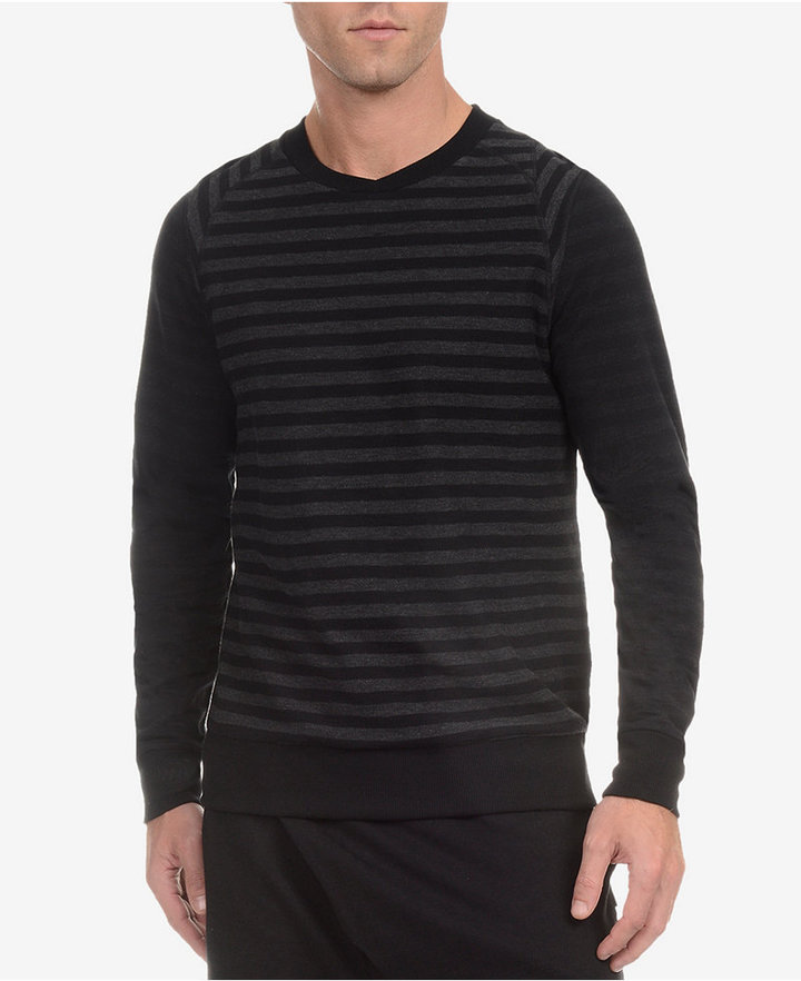 2(x)ist 2(x)ist Men's Terry Striped Thermal