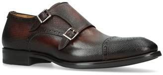 Magnanni Double Monk Shoes