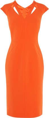 Karen Millen Cut-out Pencil Dress