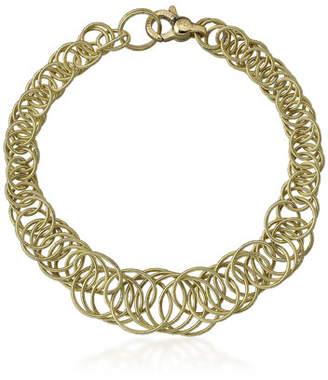 Buccellati Hawaii 18k Gold Interlocking Circle Link Bracelet