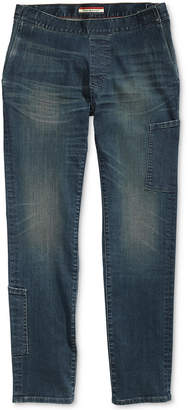 Tommy Hilfiger Adaptive Men's Slim Fit Jeans with Magnetic Fly