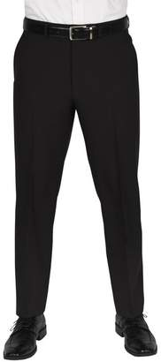 "Dockers Solid Flat Front Pants - 30-34"" Inseam"