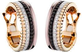 Boucheron Diamond Quatre Earrings