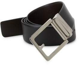 Armani Collezioni Leather Belt