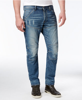 G-Star RAW Men's Tapered Jeans $170 thestylecure.com