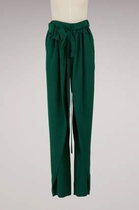 Stella McCartney Kirsten silk trousers
