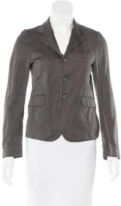 Marni Woven Button-Up Blazer