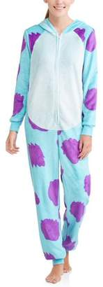 MONSTERS INC. Sully Monster Women's and Women's Plus Union Suit