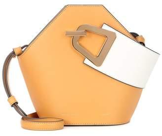 Lente Danse Mini Johnny leather bucket bag